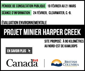 Projet Minier Harper Creek