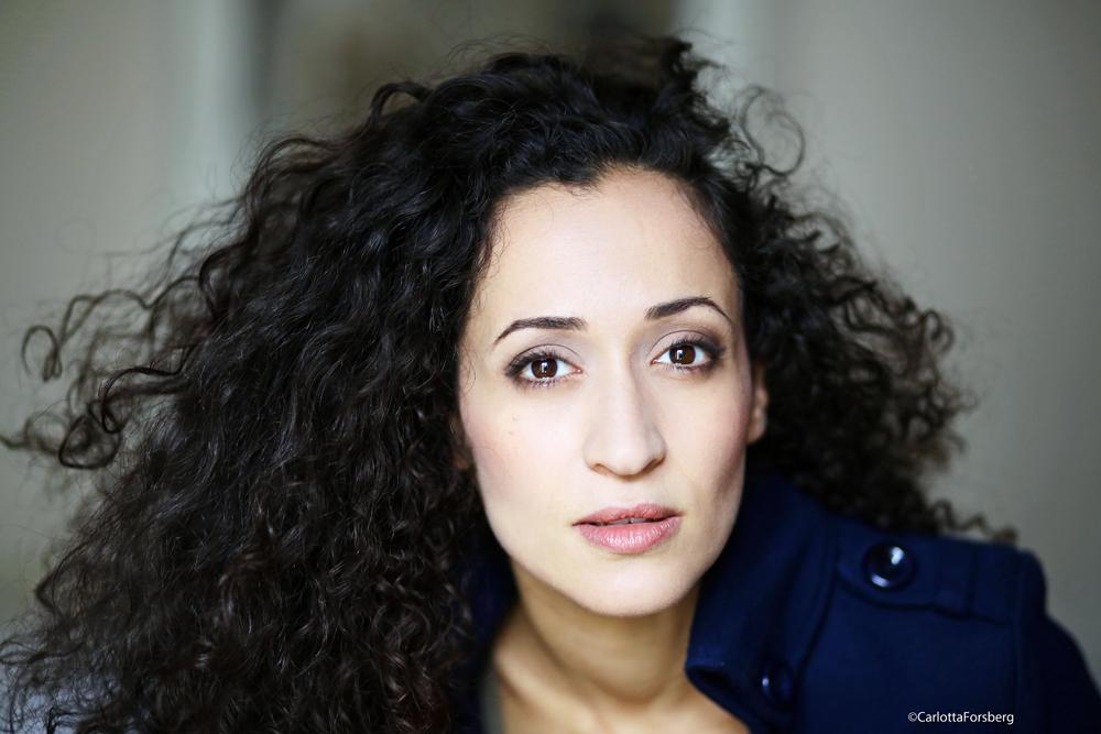 Layla Metssitane | Photo par Carlotta Folsberg