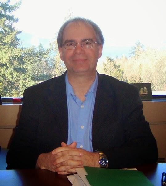 Le professeur André Lamontagne.