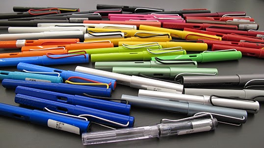 Collection Lamy Safari 2012. | Photo par Lamy Twothousand