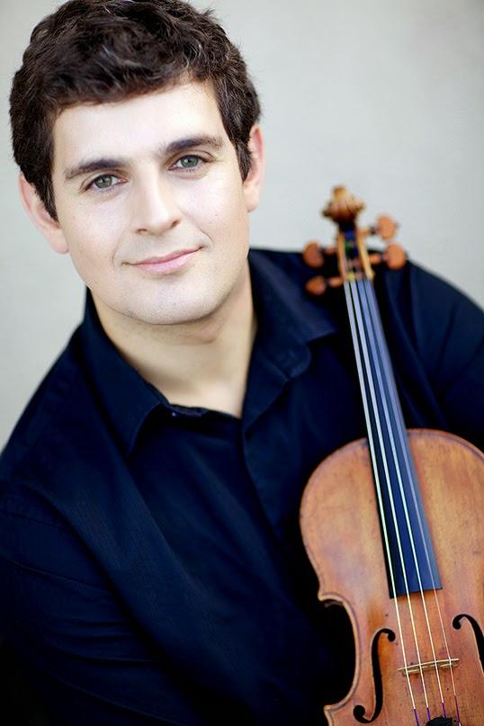 Nicholas Wright est à la tête du département violon à la Vancouver Academy of Music. | Photo DR