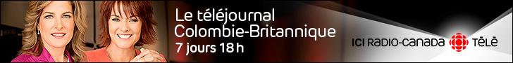 Telejournal Colombie-Britannique