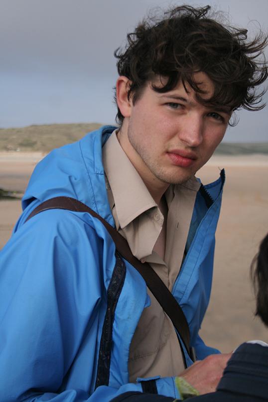 Luke Fowler, artiste en résidence.