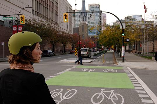 Hausse de 20% du nombre de cyclistes en 2014 par rapport à 2013. | Photo par Paul Krueger