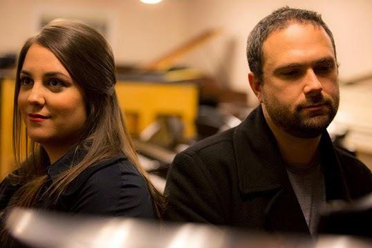 Samuel Sixto et Ingrid Rondel,  les gagnants de Pacifique  en Chanson 2015. | Photo par Kim Tran