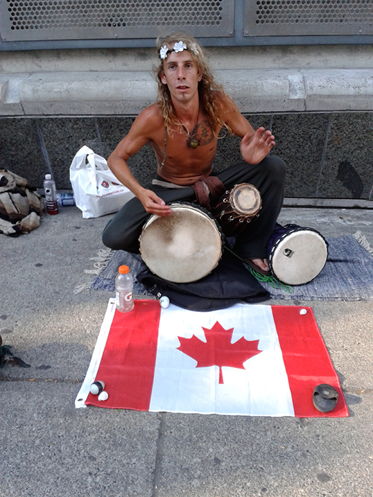 Le vivre ensemble des cultures est une réalité en Colombie-Britannique.