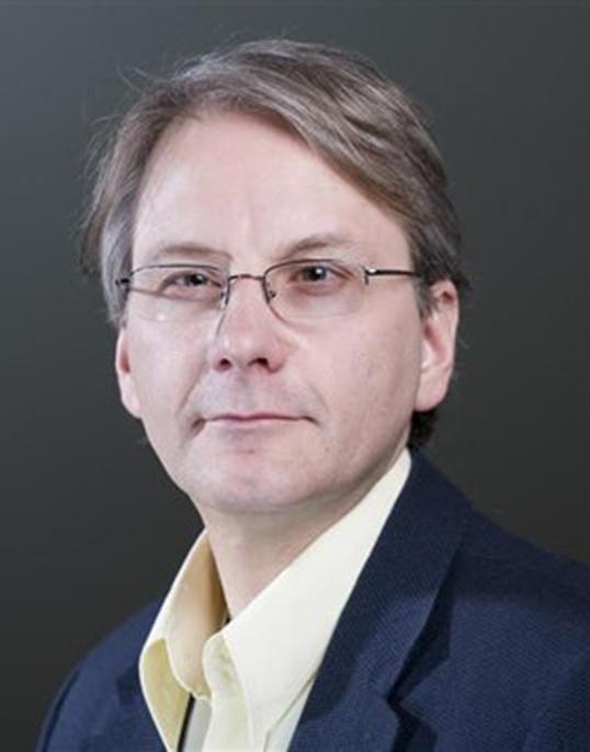 Frédéric Boily, professeur en sciences politiques à l'Université de l'Alberta.
