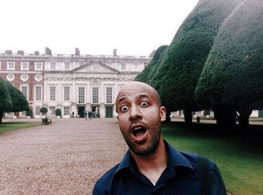 Si seulement Henri VIII avait su que son palace serait un jour envahi de touristes idiots. | Photo par Stefano Bakara