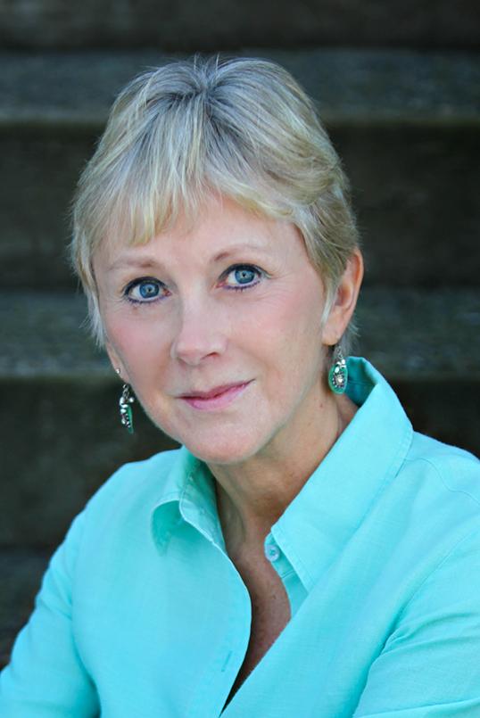 Susan Lyons, écrivaine vancouvéroise. | Photo par BK Studios Designer Photography