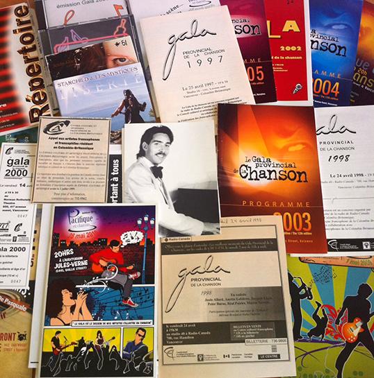 Un collage d'événements organisés au cours des années par le CCAFCB