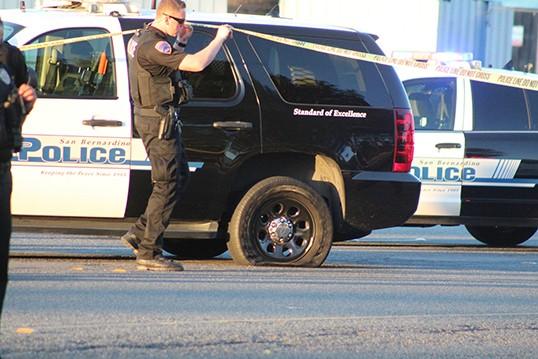 La fusillade à San Bernardino en Californie a fait de nombreuses victimes. | Photo par Jeffrey Scism