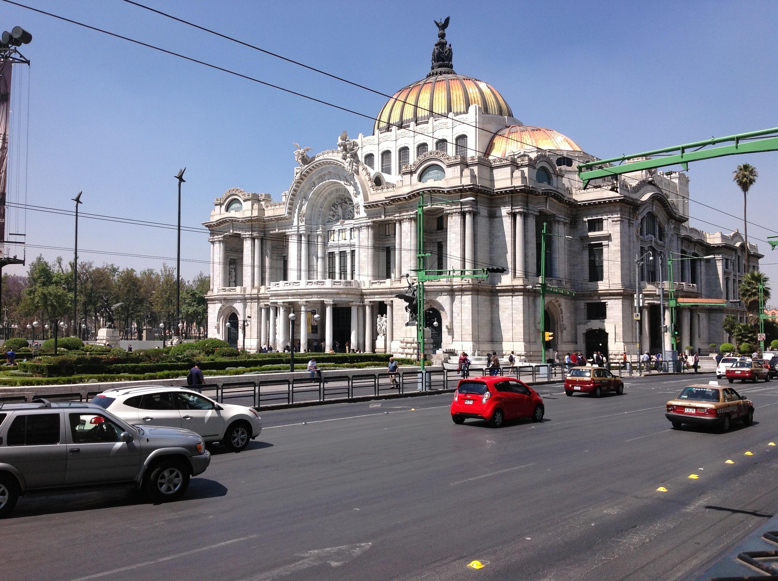 Ville de Mexico   Photo par Pascal Guillon