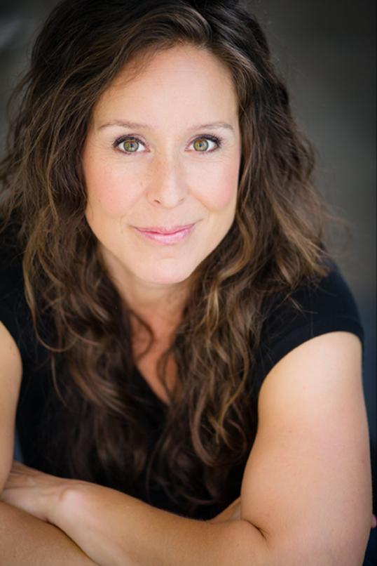 La comédienne France Perras.   Photo par Ross Den Otter
