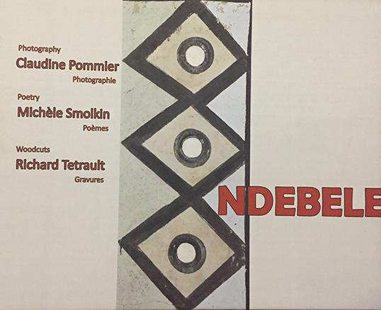 NDEBELE, par Claudine Pommier, Michèle Smolkin et Richard Tetrault | Photo par Emilie Morin