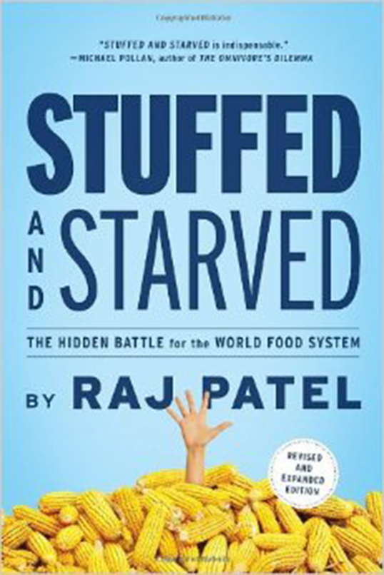 Couverture du best-seller de Raj Patel.