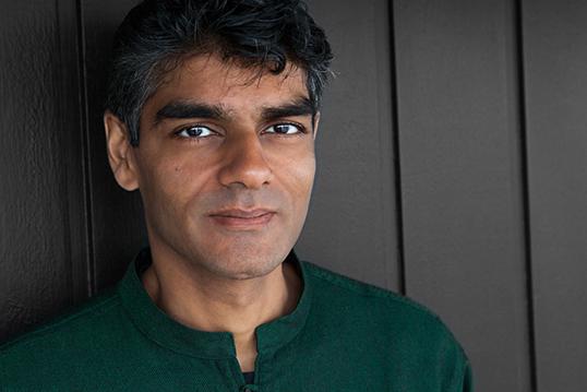 Raj Patel, auteur et spécialiste de la crise alimentaire.