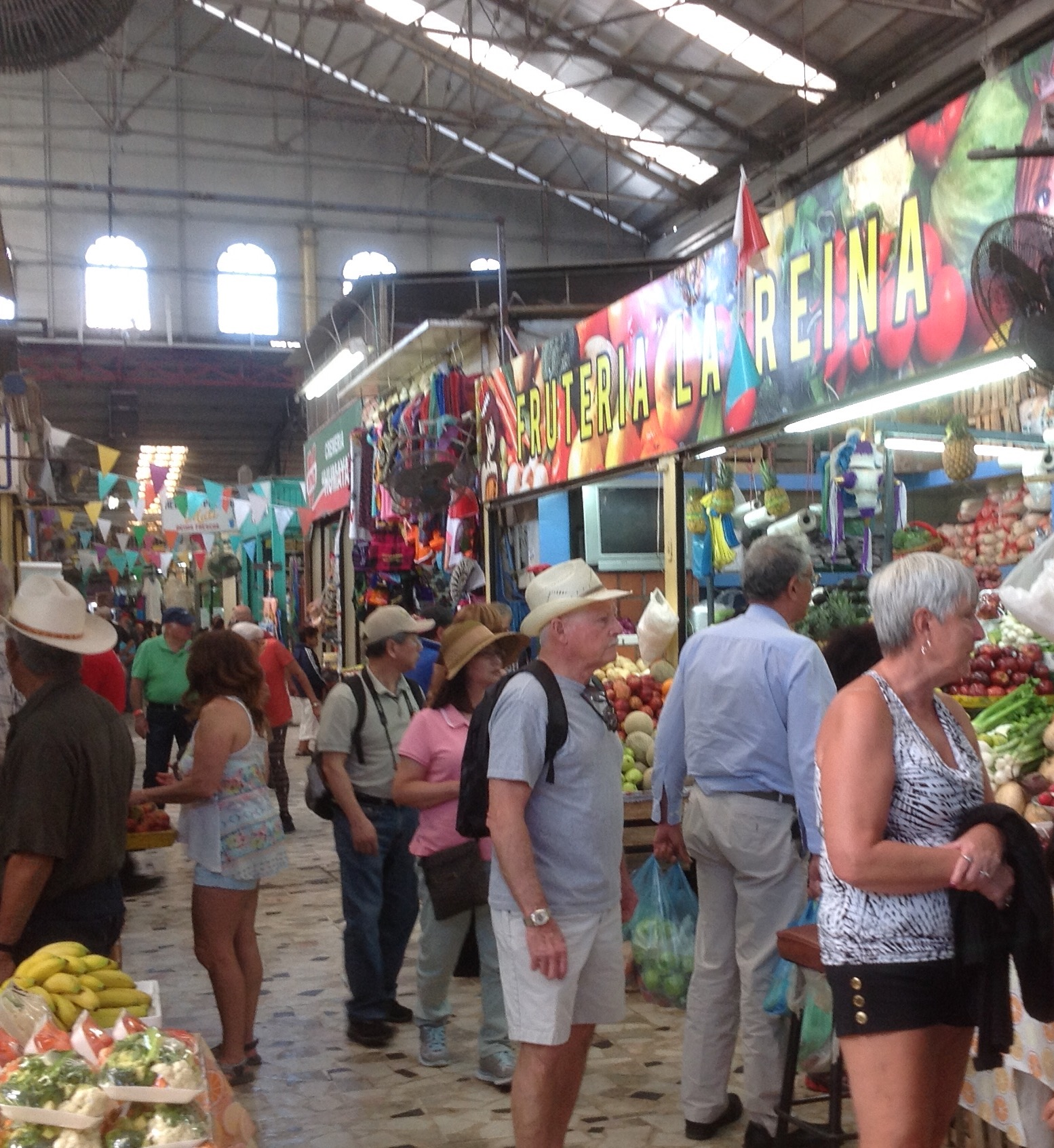 Marché de Mazatlan. | Photo par Pascal Guillon