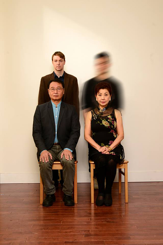 La pièce de théâtreGa Tingexplore l'homophobie dans la communauté chinoise et le racisme dans la communauté gaie. | Photo de The Frank Theatre Company
