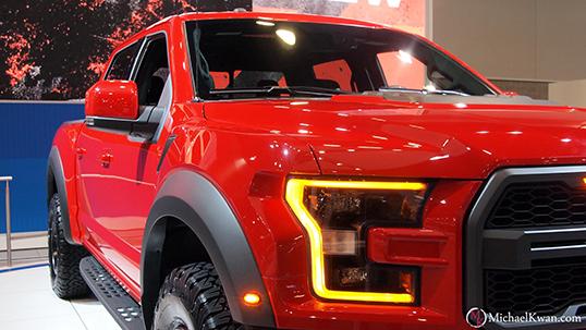 « L'avenir semble toujours appartenir à la technologie des véhicules électriques et hybrides. » | Photo par Michael Kwan
