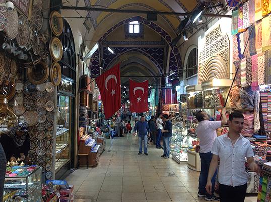 Vue d'Istanbul. | Photo par Pascal Guillon