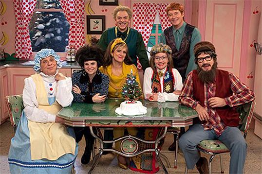 La petite vie demeure la seule série télévisée québécoise et canadienne à avoir franchi la barre des quatre millions de téléspectateurs. | Photo de Radio-Canada