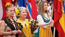 Photo du Festival européen