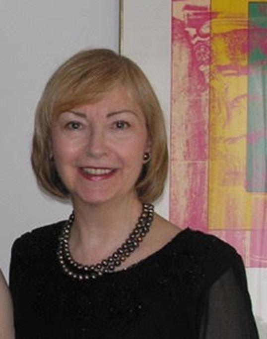 Anna Ciampolini Foschi,  co-fondatrice de l'AEIC. | Photo par Francesca Foschi Mitchell