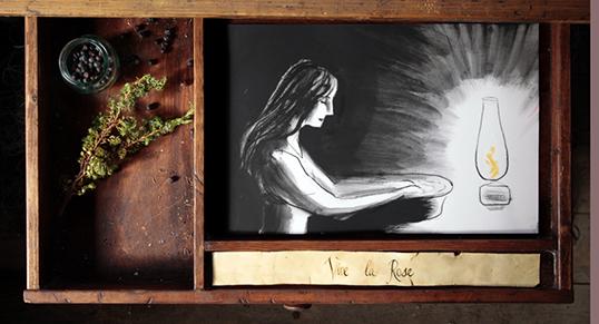 Capture d'écran du film Vive la Rose réalisé par Bruce Alcock et inspiré de la chanson d'Émile Benoit. | Photo de Global Mechanic