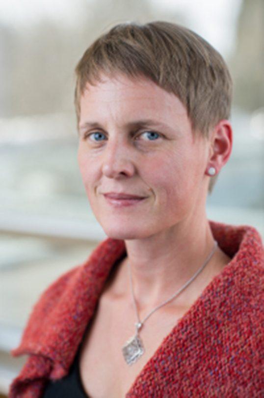 Antje Ellermann, spécialiste en matière de politiques comparées et d'immigration. | Photo par Antje Ellermann
