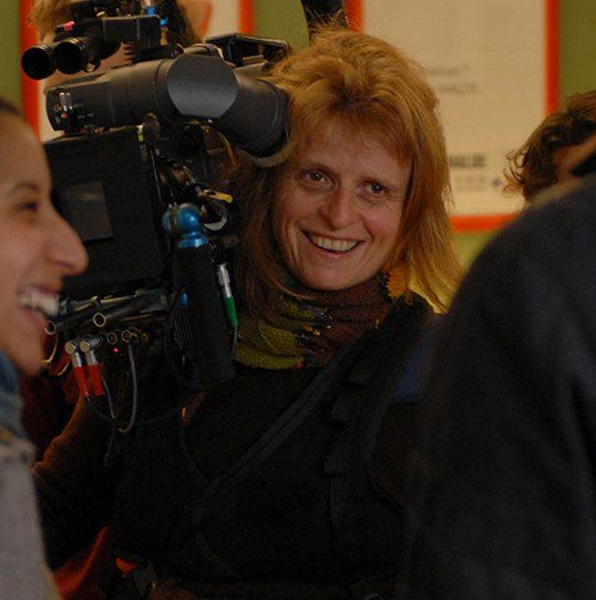 La cinéaste Claire Simon. | Photo de Claire Simon