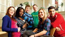 Étudiants à l'Université de Saint-Boniface, une université membre de l'ACUFC. | Photo de Collège Educacentre et Université de Saint-Boniface