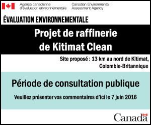 Projet de raffinerie de Kitimat Clean