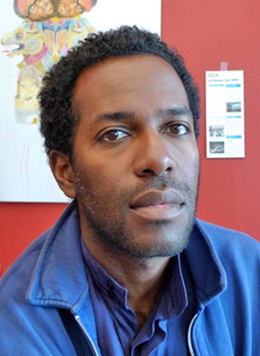L'artiste Jérôme Havre.   Photo de l'Art Gallery of Ontario