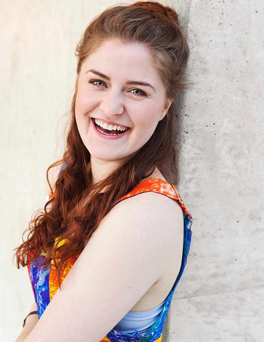 Élodie Dorsel, artiste multidisciplinaire  Photo de Élodie Dorsel