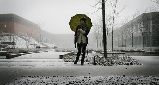 La pluie et la neige sont les deux sources principales de l'eau à Vancouver. | Photo par Malloreigh