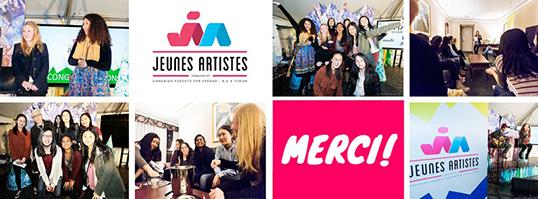 Les finalistes de l'édition 2016. |Photo de Jeunes Artistes