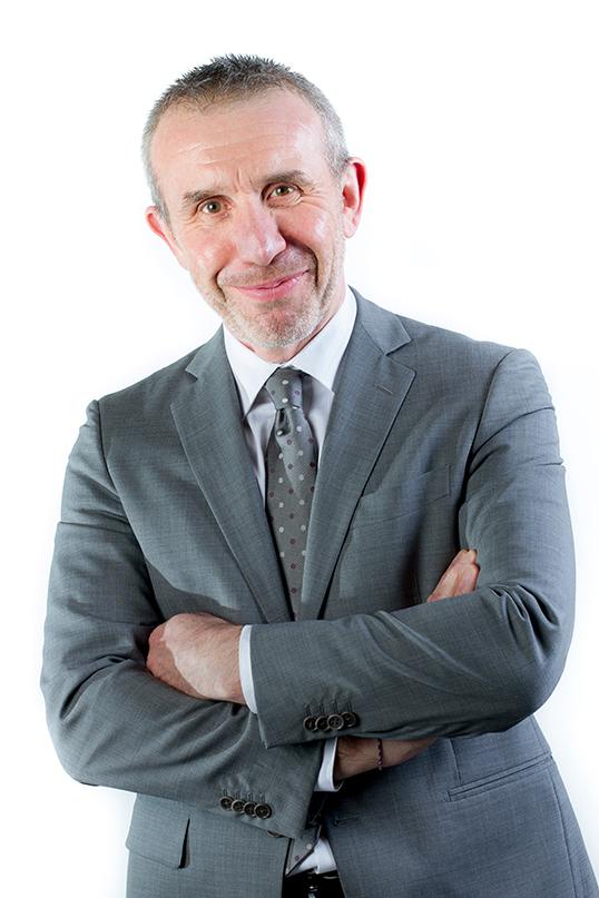 Bertrand Dupain, directeur général du CSF. | Photo de Conseil francophone de la Colombie-Britannique