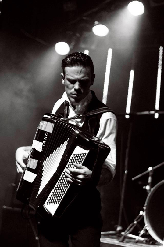Photo de Accordion Noir Festival