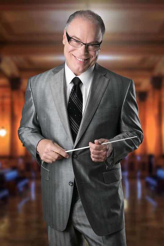 Jeff Tyzik, chef d'orchestre pour le spectacleReturn to the Cotton Club. |Photo de VSO