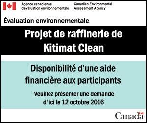 Projet de … Kitimat Clean