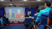 Le débat entre Clinton et Trump | Photo par IIP Photo Archive, Flickr