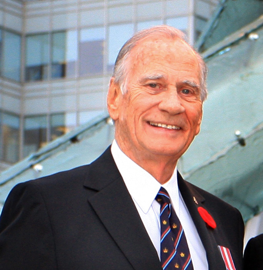 Cameron Cathcart fait partie du Comité du Jour du Souvenir de Vancouver qui regroupe 45 organisations. | Photo de Cameron Cathcart