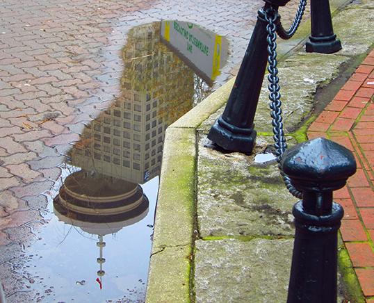La pluie dans l'ADN de Vancouver. | Image de Peggy212CreativeLenz