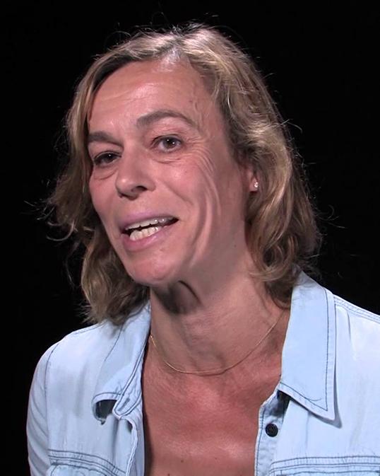 Catherine Caws, enseignante à l'Université de Victoria. | Photo de University of Victoria