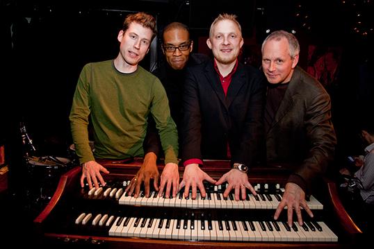 Le groupe B3 Kings va prochainement donner un concert de Noël avec des airs jazz. |Photo de B3 Kings