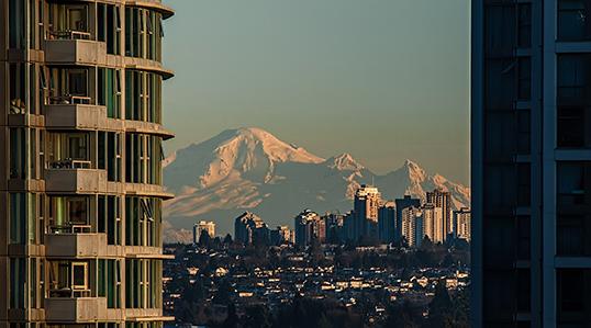 LE sujet de l'année : l'immobilier. | Photo par Michael Murez