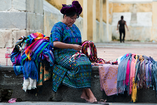 Le tourisme rapporte quelque deux milliards de dollars par an au Guatemala. |Photo par Christopher William Adach