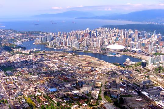 Vancouver Je t'aime, mais... Photo par Evan Leeson, Flickr