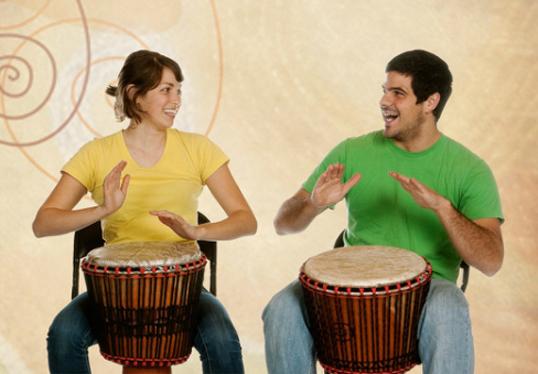 Le club Drum Victoria rythmera le festival.  |  Photo par Drum Victoria