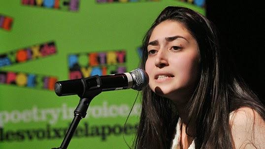 Le concours les Voix de la poésie gagne en popularité. | Photo de Les Voix de la poésie